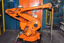 die casting second hand automation foundry robot for sale